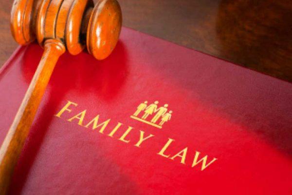 familly law 600x400 - سوالات رایج از وکیل خانواده