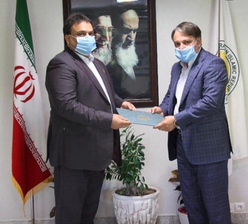 1 - انتصاب آقای محمود رشنواز به عنوان اعضای کمیته حقوقی فدراسیون تنیس جمهوری اسلامی ایران